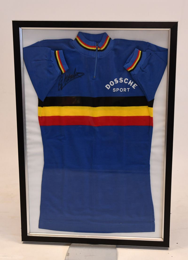 Replica wool Belgian National Team jersey