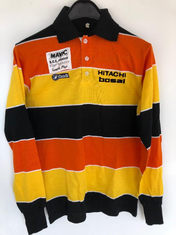 Image of Hitachi team polo shirt