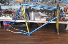 Image of Hetchins Super Special 1948 Road Frame